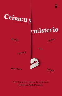 Portada Crimen y misterio
