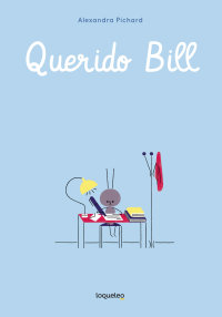 Portada Querido Bill