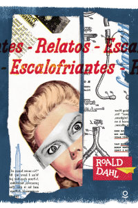 Portada Relatos escalofriantes