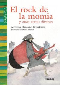 Portada El rock de la momia