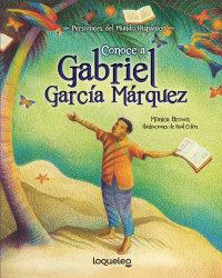 Portada Conoce a Gabriel García Márquez
