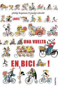Portada ¡Date una vuelta en bici!