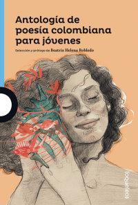 Portada Antología de poesía colombiana para jóvenes