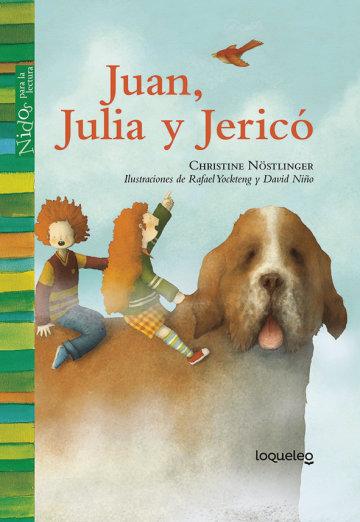 Portada Juan, Julia y Jericó