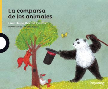 Portada La comparsa de los animales