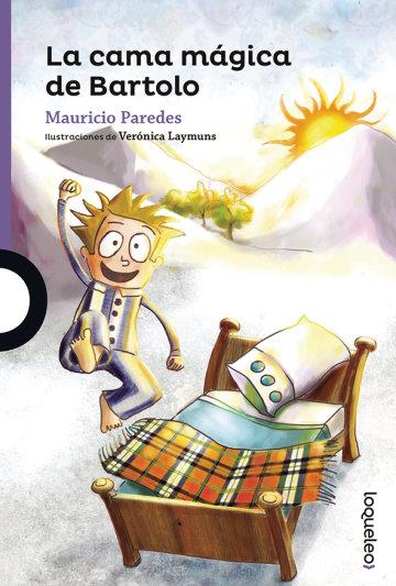 Portada La cama mágica de Bartolo