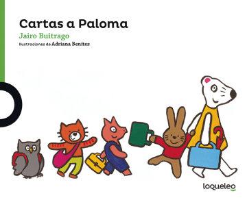 Portada Cartas a Paloma