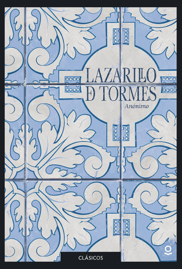 Portada Lazarillo de Tormes