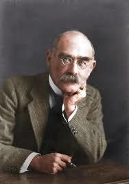 Foto de Rudyard Kipling