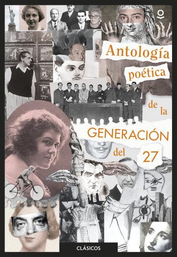 Portada Antología poética de la generación del 27