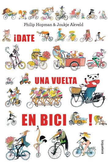 Portada Date una vuelta en bici