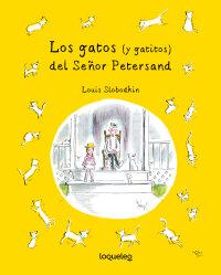 Portada Los gatos ( y gatitos) del señor Petersand