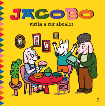 Portada Jacobo visita a sus abuelos