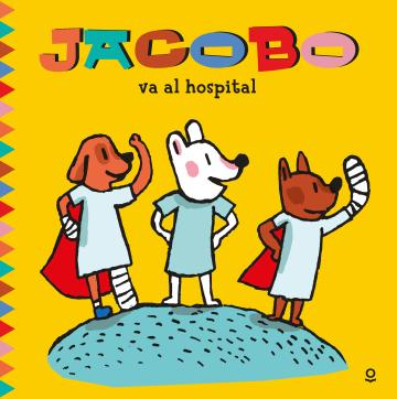 Portada Jacobo va al hospital