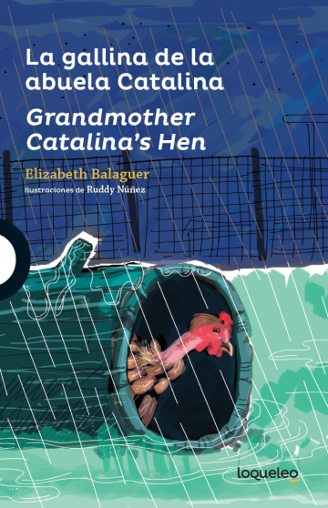 Portada La gallina de la abuela Catalina