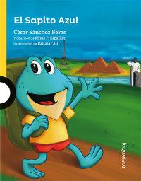 Portada El Sapito Azul