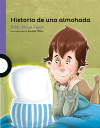 Portada Historia de una almohada