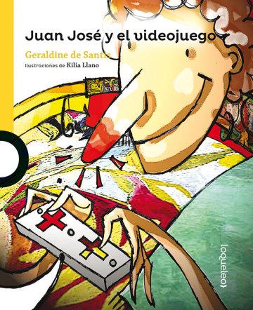 Portada Juan José y el videojuego