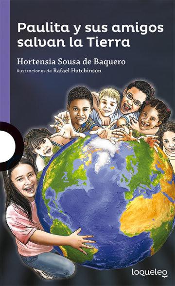 Portada Paulita y sus amigos salvan la Tierra