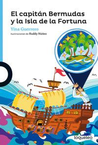 Portada El capitán Bermudas y la Isla de la Fortuna