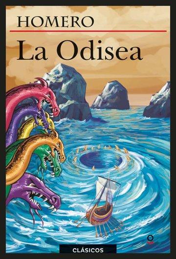Portada La Odisea