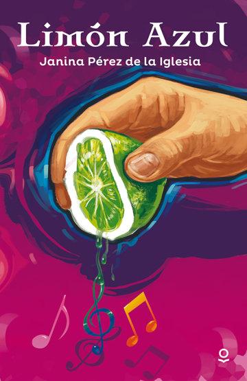 Portada Limón Azul