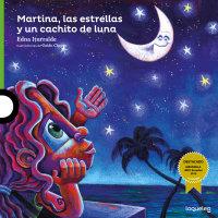 Portada Martina, las estrellas y un cachito de luna