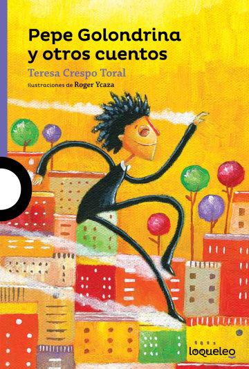 Portada Pepe Golondrina y otros cuentos
