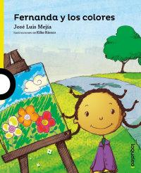 Portada Fernanda y los colores