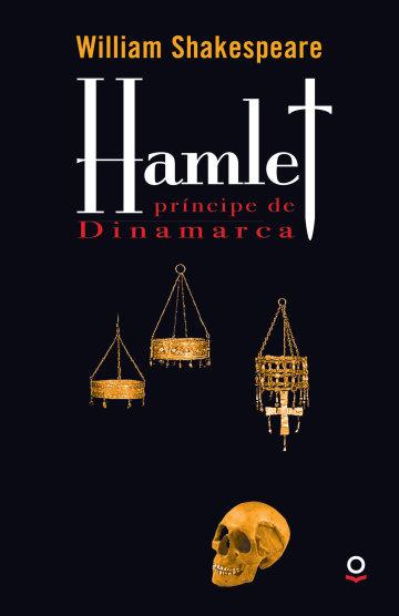 Portada Hamlet, príncipe de Dinamarca