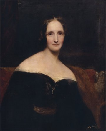 Foto de Mary W. Shelley