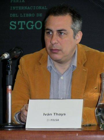 Foto de Iván Thays