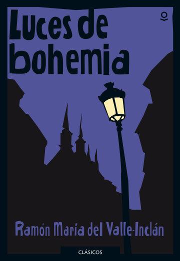 Portada Luces de bohemia
