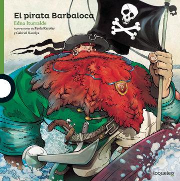 Portada El pirata Barbaloca