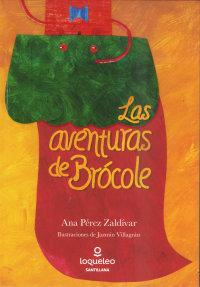 Portada Las aventuras de Brócole