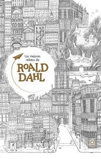 Portada Los mejores relatos de Roald Dahl