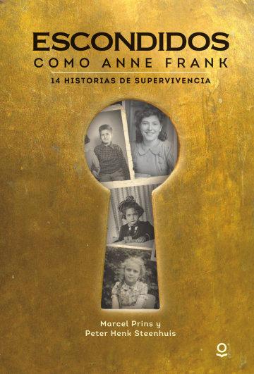 Portada Escondidos como Anne Frank