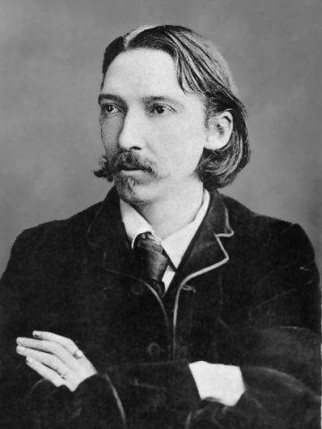 Foto de Robert Louis Stevenson