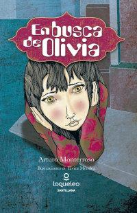 Portada En busca de Olivia