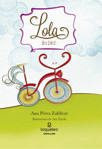 Portada Lola la bici