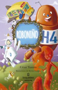 Portada Roboniño