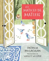Portada Los matices de Matisse