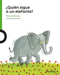 Portada ¿Quién sigue a un elefante?