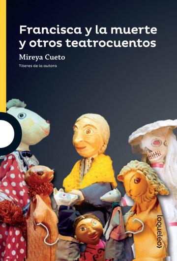 Portada Francisca y la muerte y otros teatrocuentos