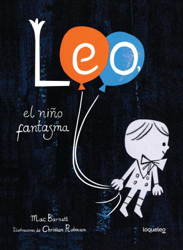 Portada Leo, el niño fantasma