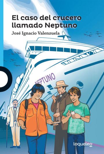 Portada El caso del crucero llamado Neptuno