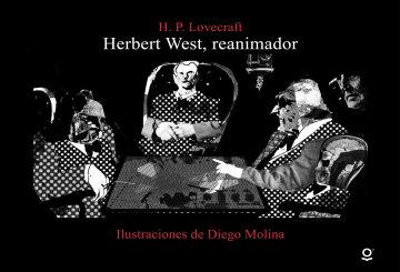Portada Herbert West, reanimador