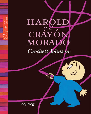 Portada Harold y el crayón morado