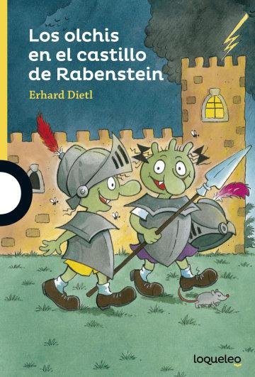 Portada Los Olchis y el castillo Rabenstein