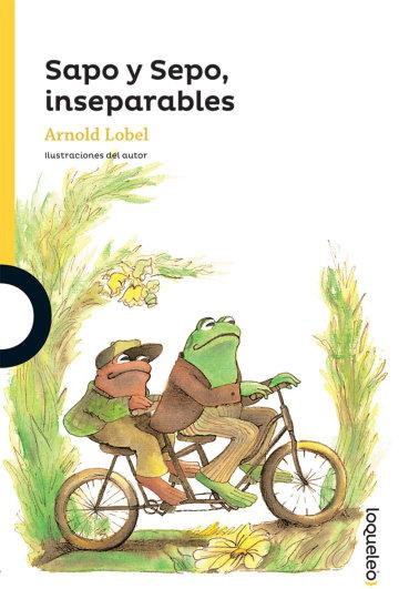 Portada Sapo y Sepo inseparables